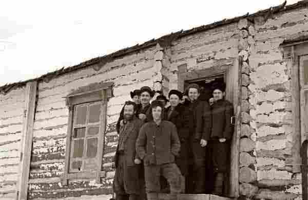 Рабочие 41-го участка, Урал