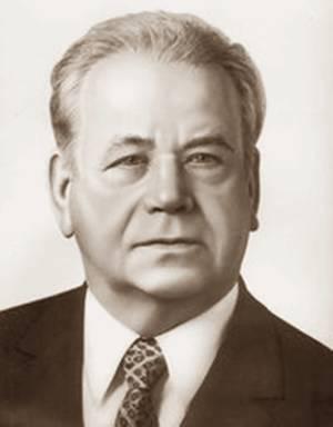 Первый секретарь Свердловского обкома партии в 1959 году Кириленко Андрей Павлович.