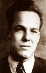 Александр Сергеевич Колеватов, 16.11.1934, студент 4-го курса физико-технического факультета