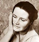 Жена Юрия Гагарина