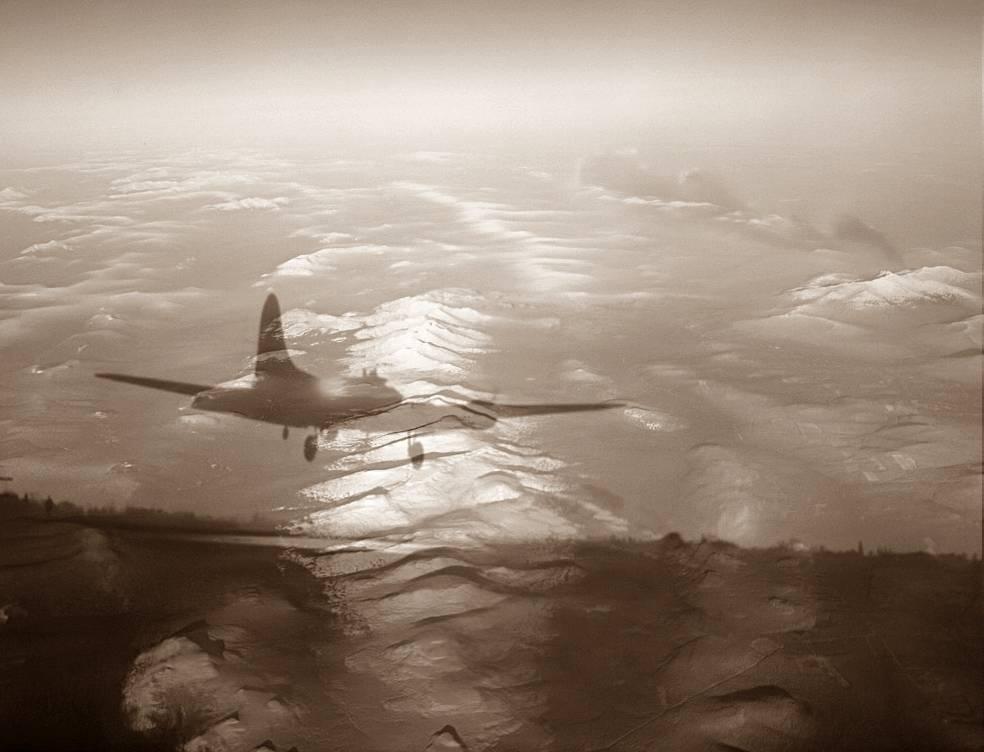 Неизвестный самолет