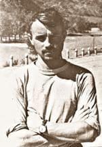 Рустэм Владимирович Слободин- выпускник механико-машиностроительного факультета.