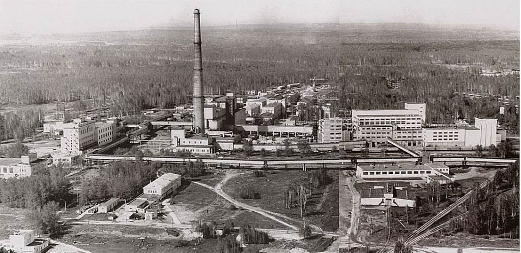 Радиохимический завод ПО Маяк