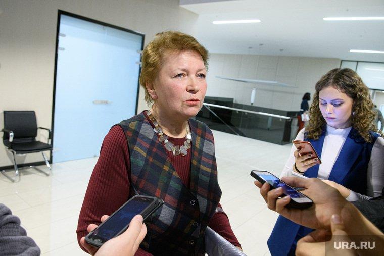 Сестра Игоря Дятлова выступила перед прессой