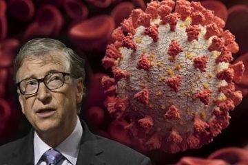 Билл Гейтс коронавирус