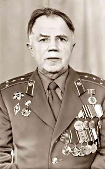 Григорьев Геннадий Константинович - корреспондент