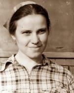 Колмогорова Зинаида - студентка 4-го курса радиотехнического факультета
