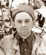 Георгий (Юрий) Алексеевич Кривонищенко, выпускник строительного факультета, работал инженером в Челябинске-40.