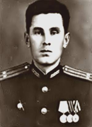 Начальник учебной части военной кафедры полковник Ортюков Георгий Семенович