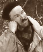 Семён (Александр) Алексеевич Золотарёв, инструктор Коуровской туристической базы