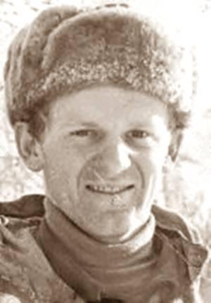 Слобцов Борис Ефимович - студент III курса энергетического факультета УПИ - поисковая группа