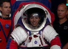 Новые скафандры НАСА